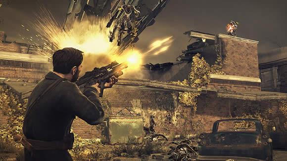 resistance 3 guerra sparatutto