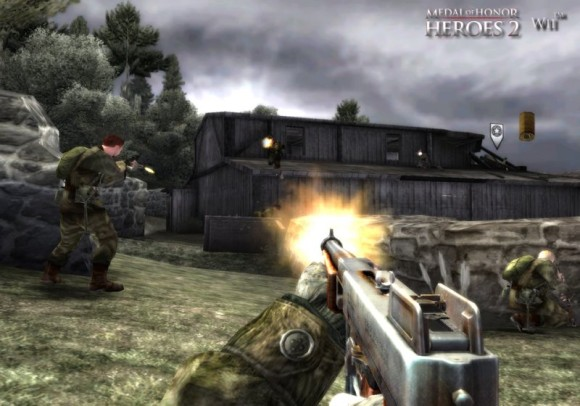 Medal of Honor: Heroes 2 wii
