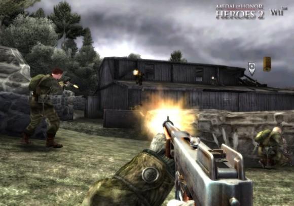 Medal of Honor: Heroes 2 wii