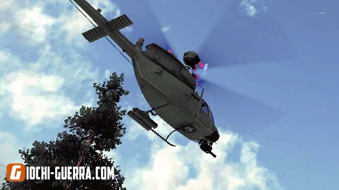 red-crucible elicottero